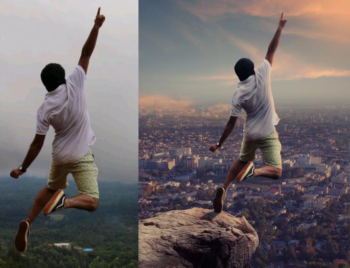 Photoshop manipulation